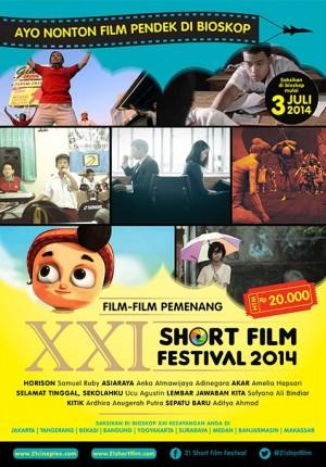 Kompilasi Pemenang XXI Short Film Festival 2014