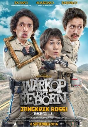Warkop DKI Reborn Jangkrik Boss! : Part 1