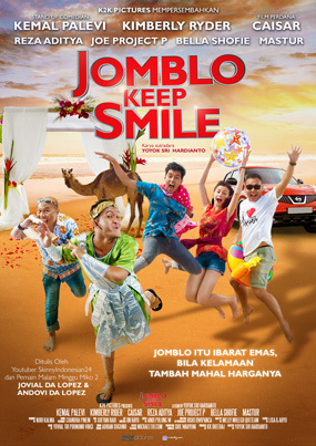 Jomblo Keep Smile