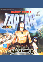 Tarzan Penunggu Harta Karun