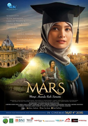 Mars: Mimpi Ananda Raih Semesta