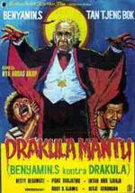 Drakula Mantu (Benyamin Kontra Drakula)