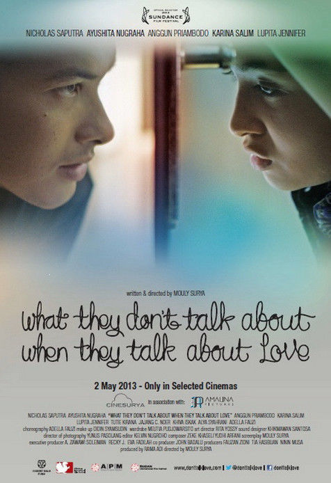 Yang Tidak Dibicarakan Ketika Membicarakan Cinta