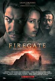 Firegate: Piramid Gunung Padang