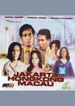 Djakarta - Hongkong - Macao