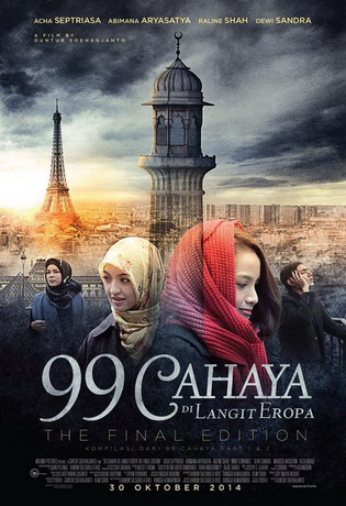 99 Cahaya di Langit Eropa: the final edition