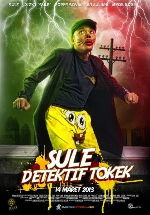Sule Detektif Tokek