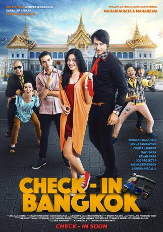 Check In Bangkok