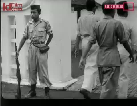 Pelantikan-Yang-Terhormat-Dari-Presiden-Sukarno