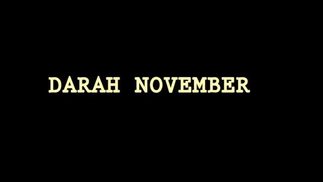 DARAH-NOVEMBER