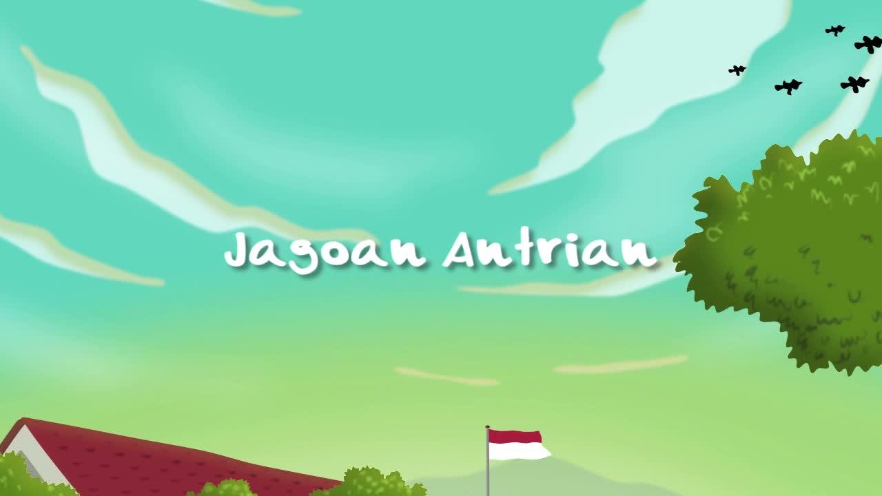 Animation-Series-Jagoan-Antrian