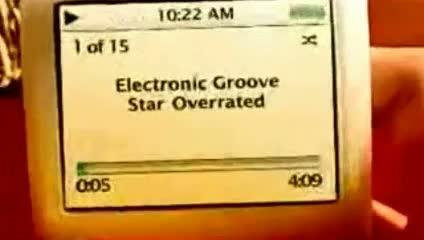 Electronic-Groove-Star-Overrated