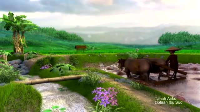 Tanah-Airku-Animasi
