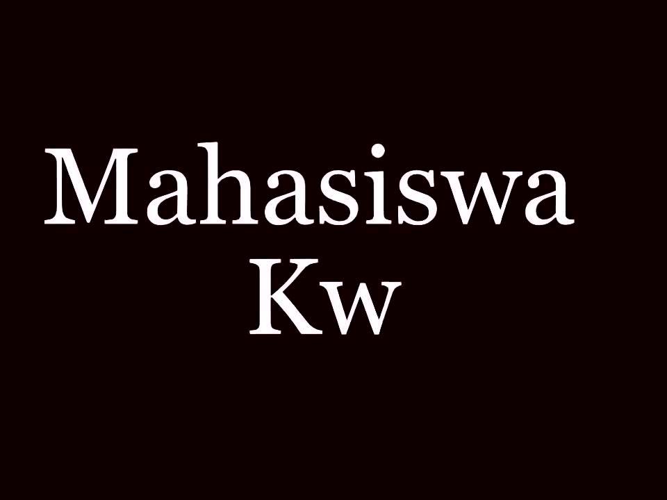 Mahasiswa-Kw