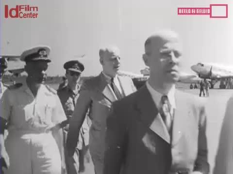 Menteri-Beel-Dan-Jonkman-Datang