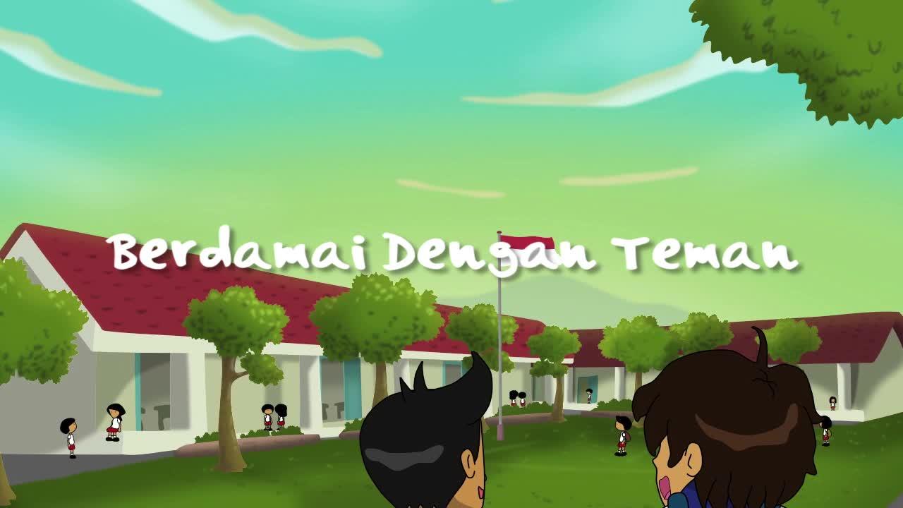 Animation-Series-Berdamai-Dengan-Teman