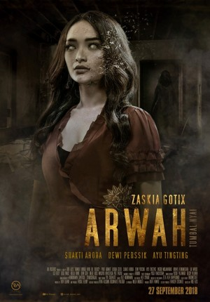 Arwah Tumbal Nyai the Trilogy: part Arwah