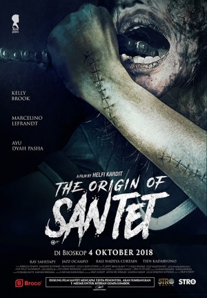 The Origin of Santet
