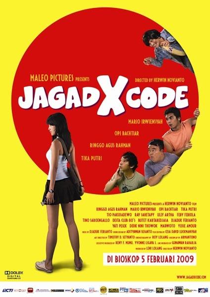 Jagad X Code