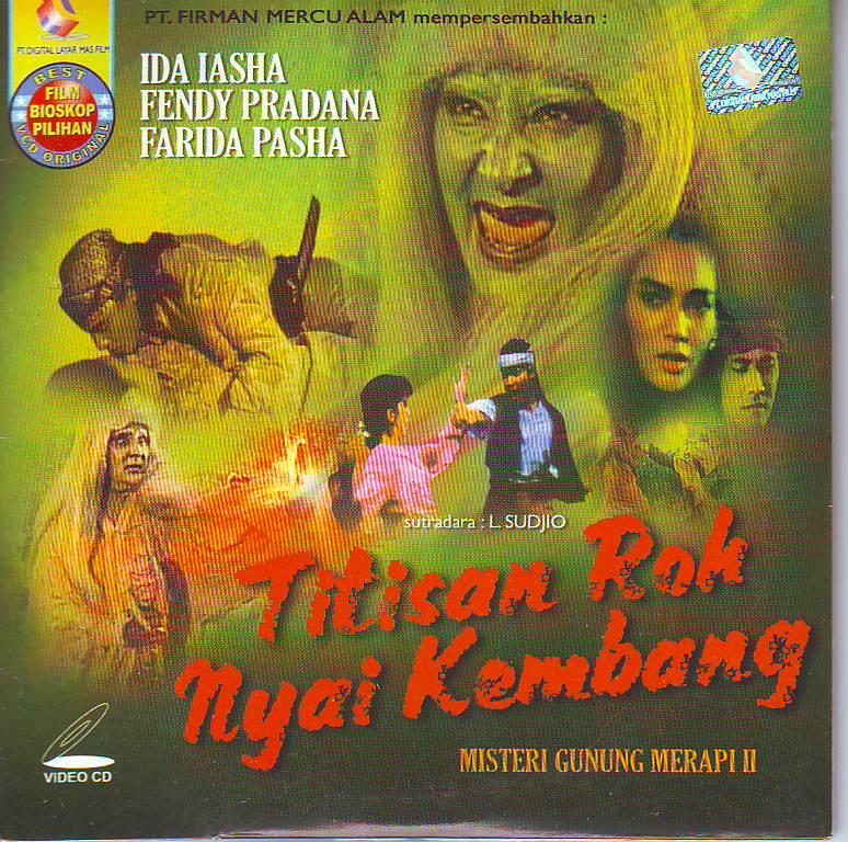 Misteri dari Gunung Merapi II (Titisan Roh Nyai Kembang)