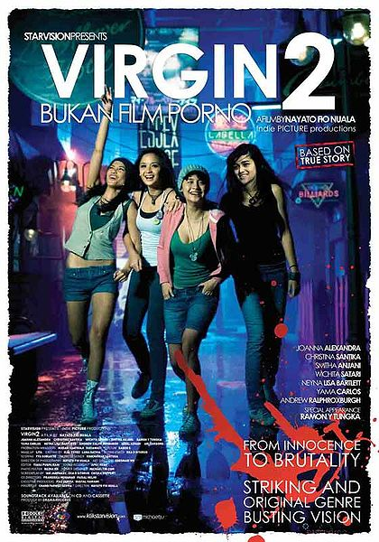 Virgin 2 : Bukan Film Porno