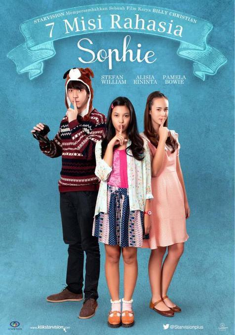 7 Misi Rahasia Sophie 3