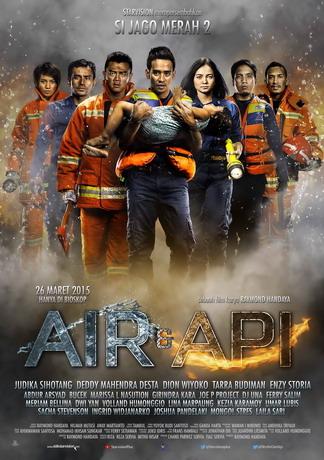 Air & Api (Si Jago Merah 2) 1
