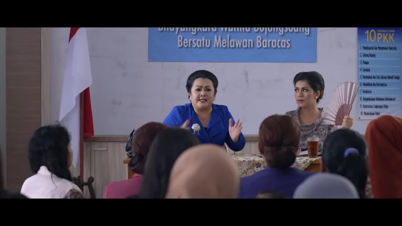 Baracas: Barisan Anti Cinta Asmara 5