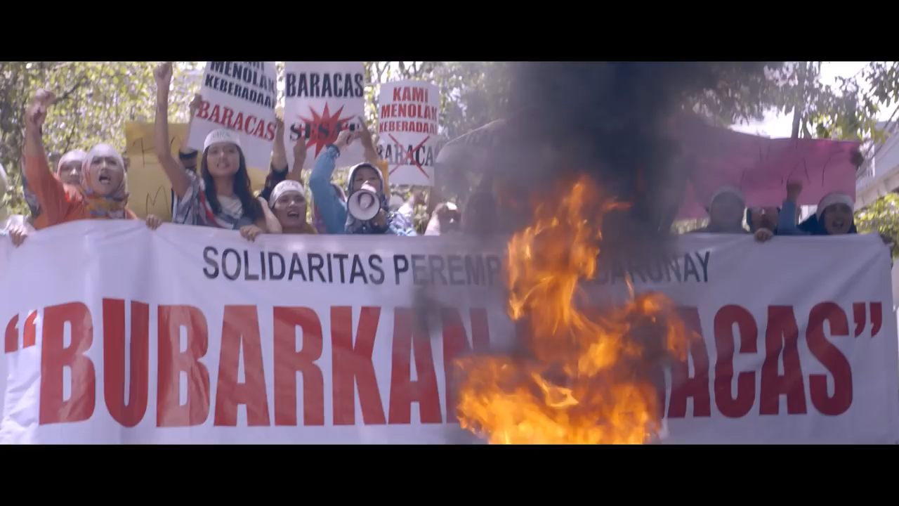 Baracas: Barisan Anti Cinta Asmara 7