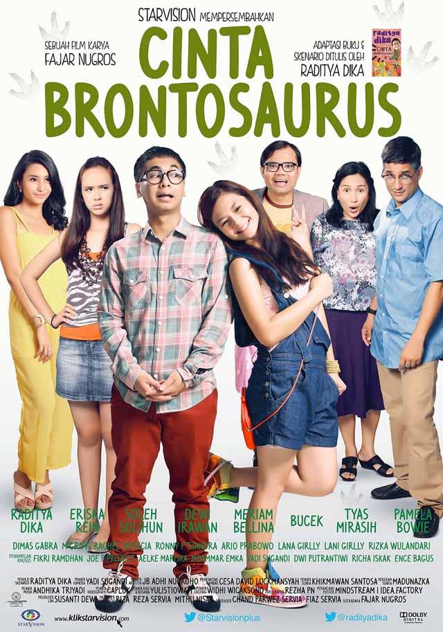 Cinta Brontosaurus 18