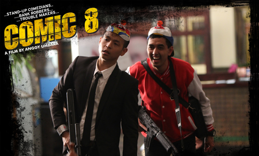 Comic 8: Casino Kings part 1