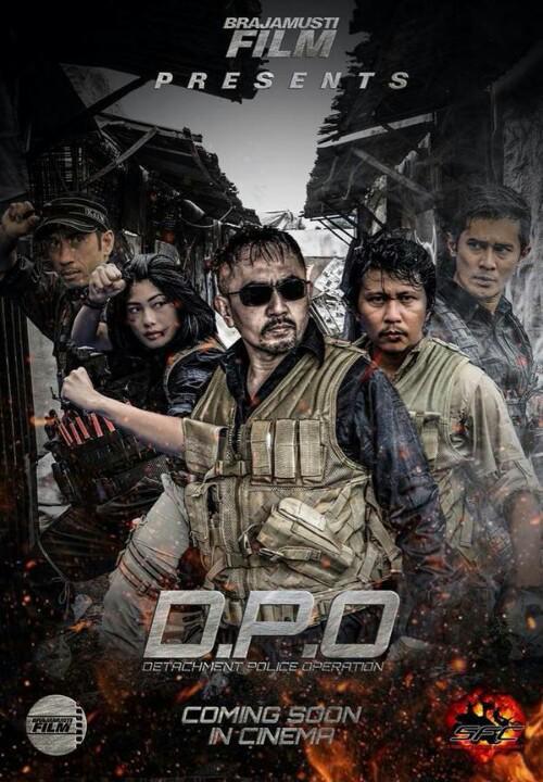 D.P.O 1