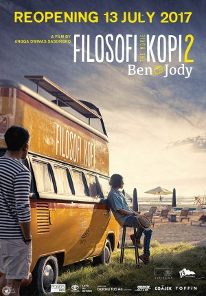 Filosofi Kopi the Movie 2: Ben & Jody
