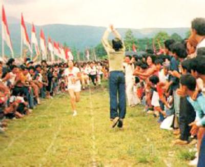 Gadis Marathon 1