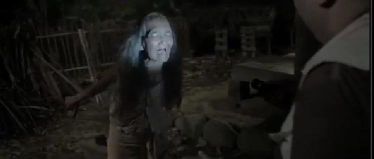 Kampung Zombie 4