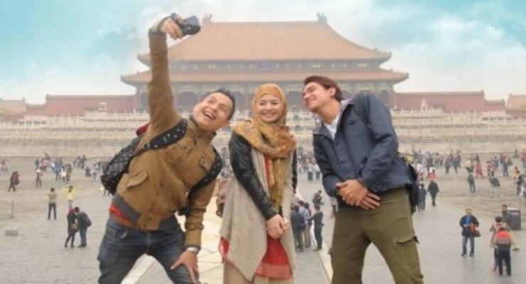 Kukejar Cinta Ke Negeri Cina 1