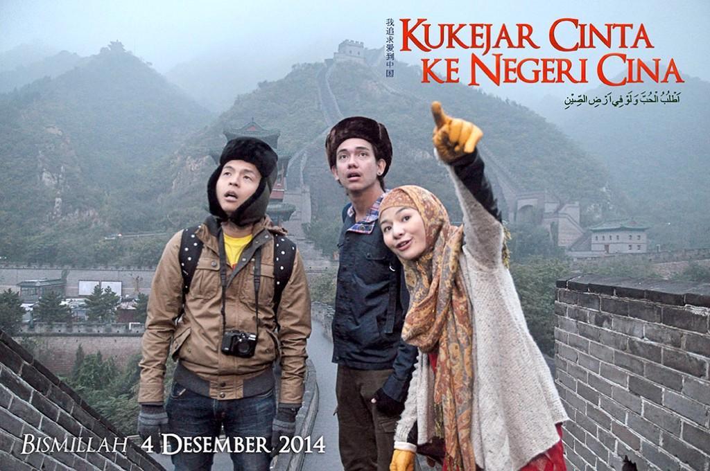Kukejar Cinta Ke Negeri Cina 3