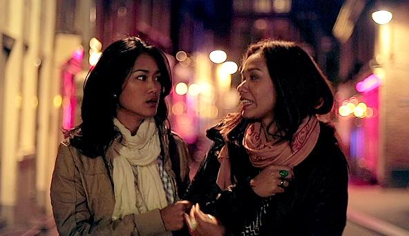 Laura & Marsha 1
