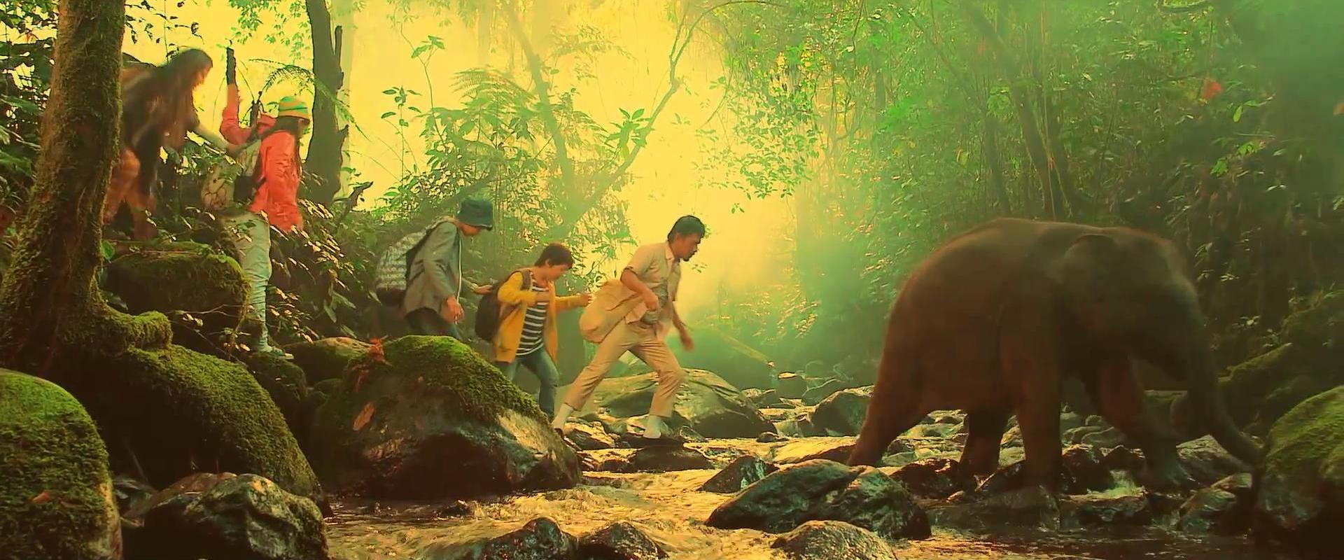 Para Pemburu Gajah 6