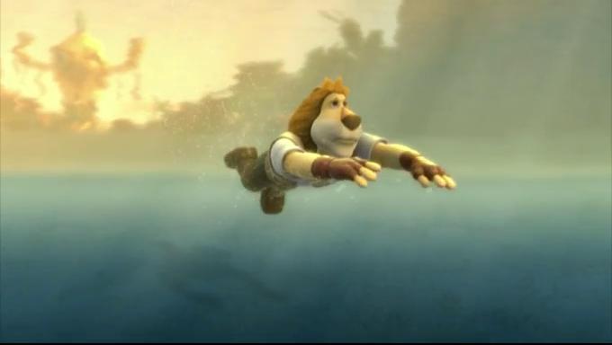 Petualangan Singa Pemberani 2 11