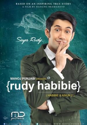 Rudy Habibie (Habibi & Ainun 2)
