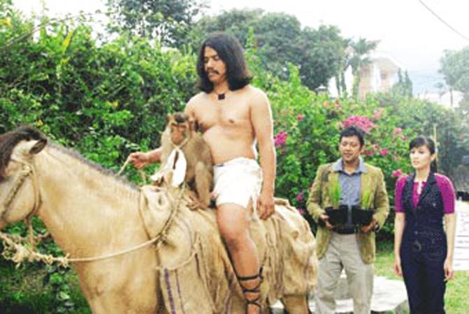 Tarzan ke Kota 1