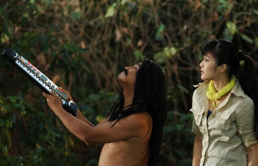 Tarzan ke Kota 9