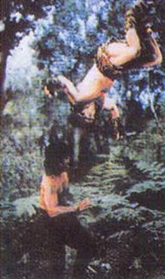 Tarzan Penunggu Harta Karun 1