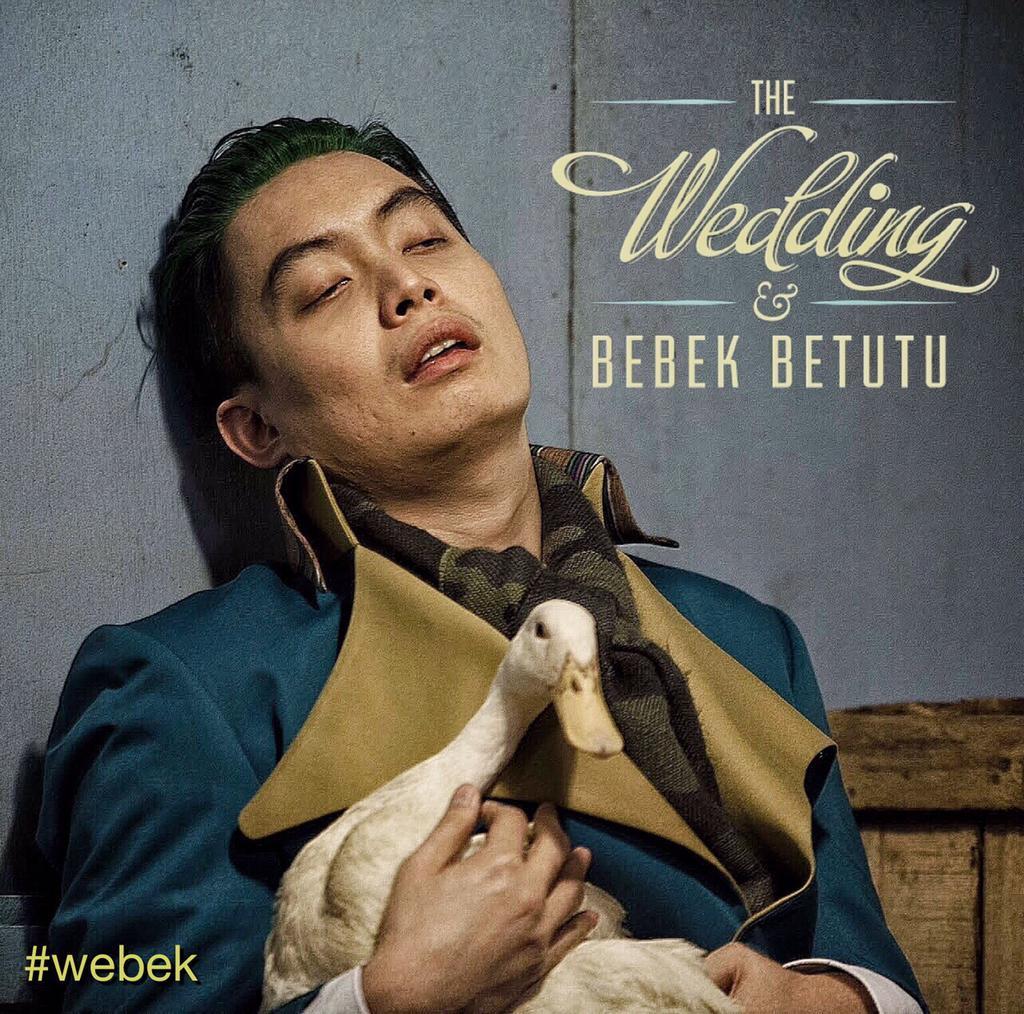 The Wedding & Bebek Betutu 2