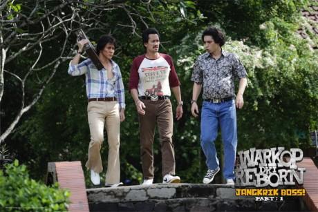 Warkop DKI Reborn Jangkrik Boss! : Part 1 1