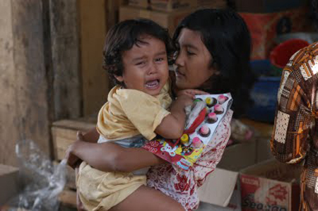 Anak-Anak Borobudur 1