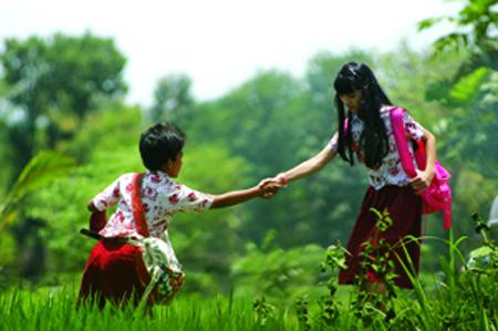 Anak-Anak Borobudur 8