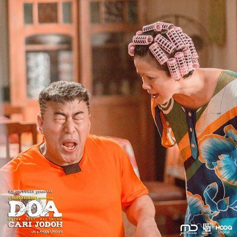 DOA (Doyok-Otoy-Ali Oncom): Cari Jodoh 10