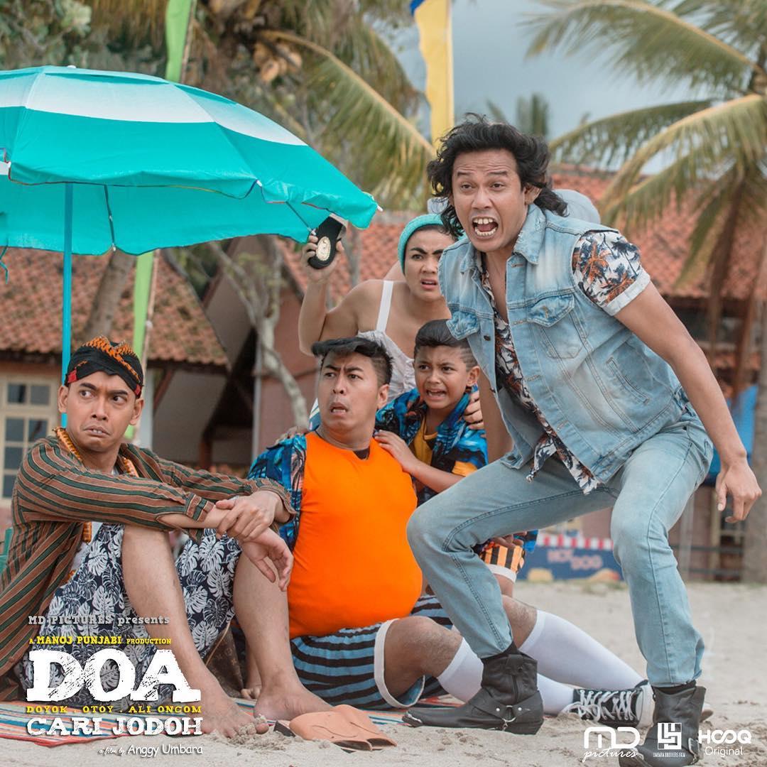 DOA (Doyok-Otoy-Ali Oncom): Cari Jodoh 11